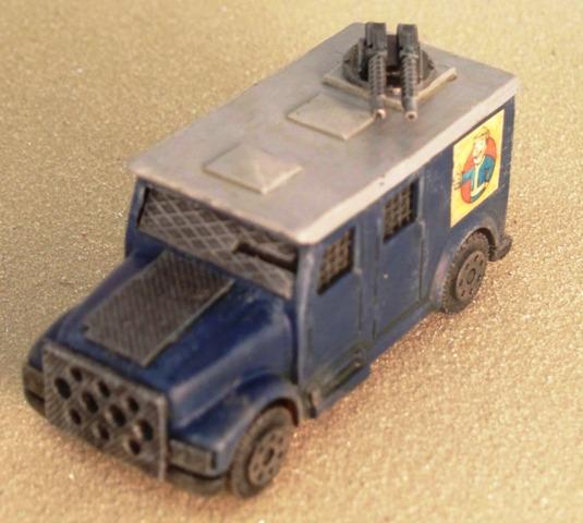 Vault truck 2