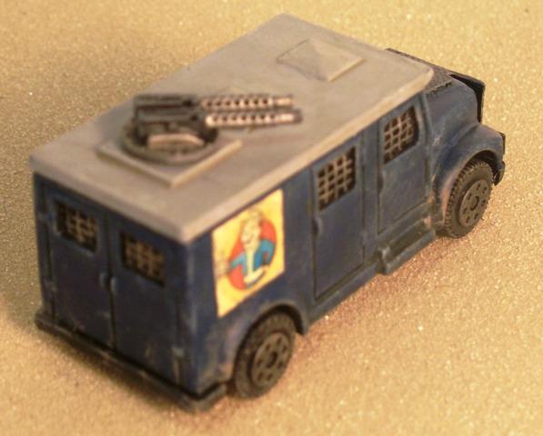 Vault Truck 3