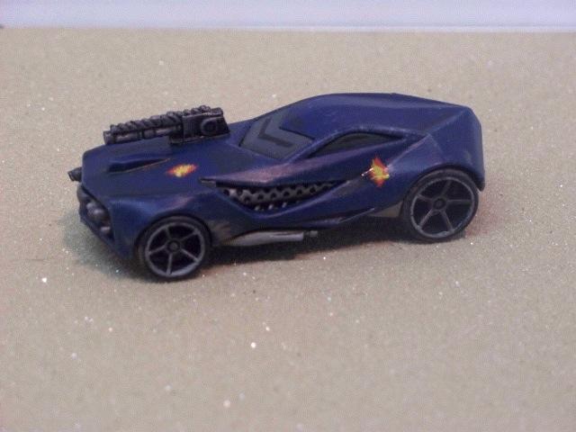 Vault Car 2