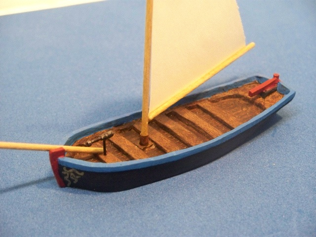 Adventurer's Longboat 2