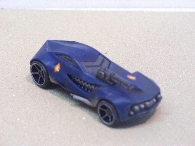 Vault Car 1